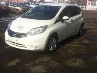 Nissan Note, 2013г.
