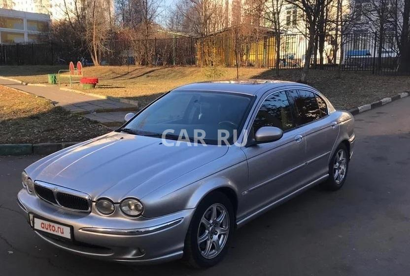 Jaguar X-Type, Москва