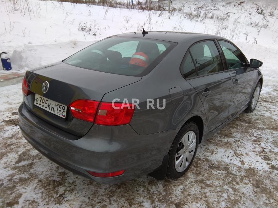 Volkswagen Jetta, Пермь