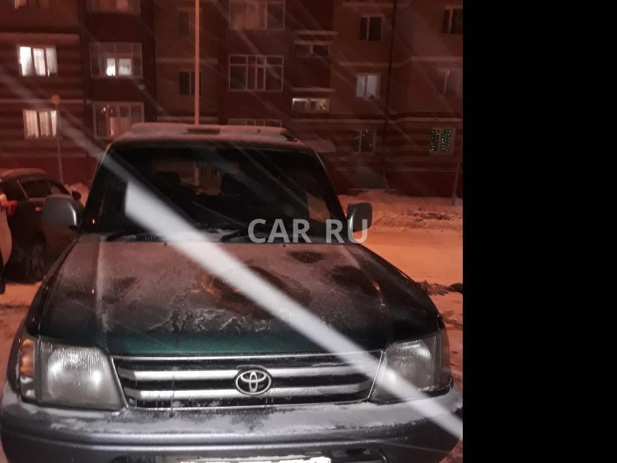 Toyota Land Cruiser Prado, Ханты-Мансийск