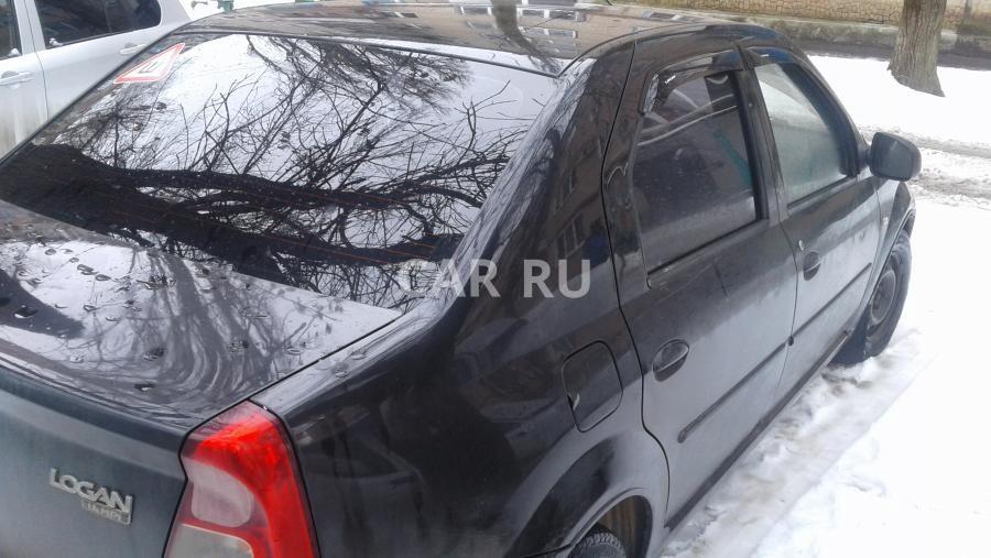Renault Logan, Новочеркасск