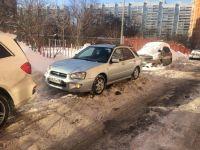 Subaru Impreza, 2004 г. в городе Москва