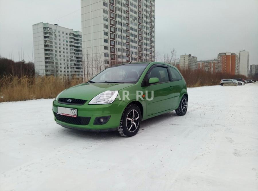 Ford Fiesta, Москва