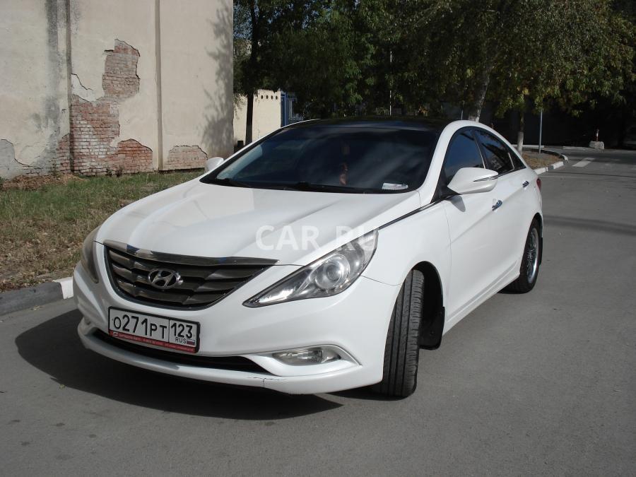 Hyundai Sonata, Белая Калитва