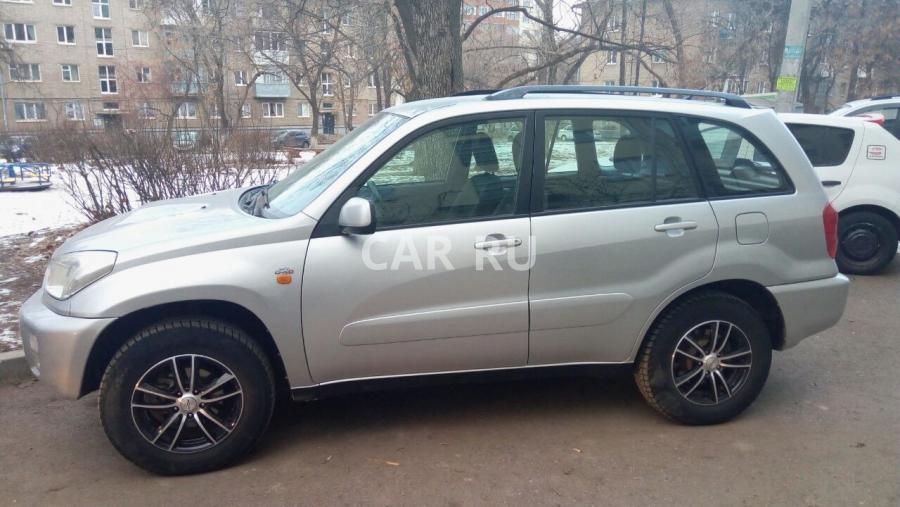 Toyota RAV4, Уфа