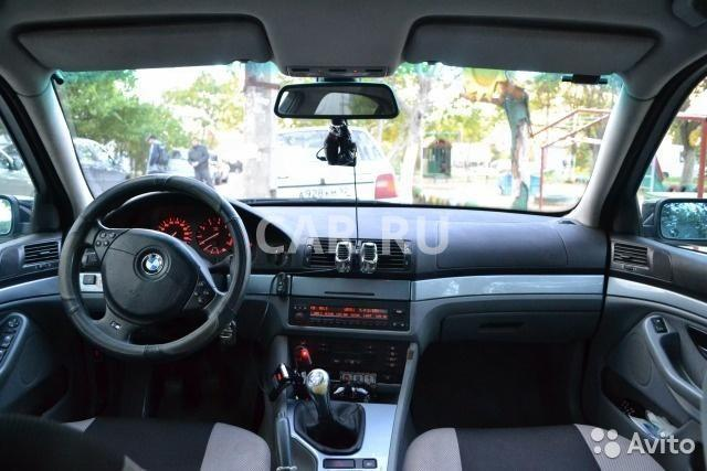 BMW 5-series, Щёлково
