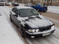 BMW 5-series, 1999г.
