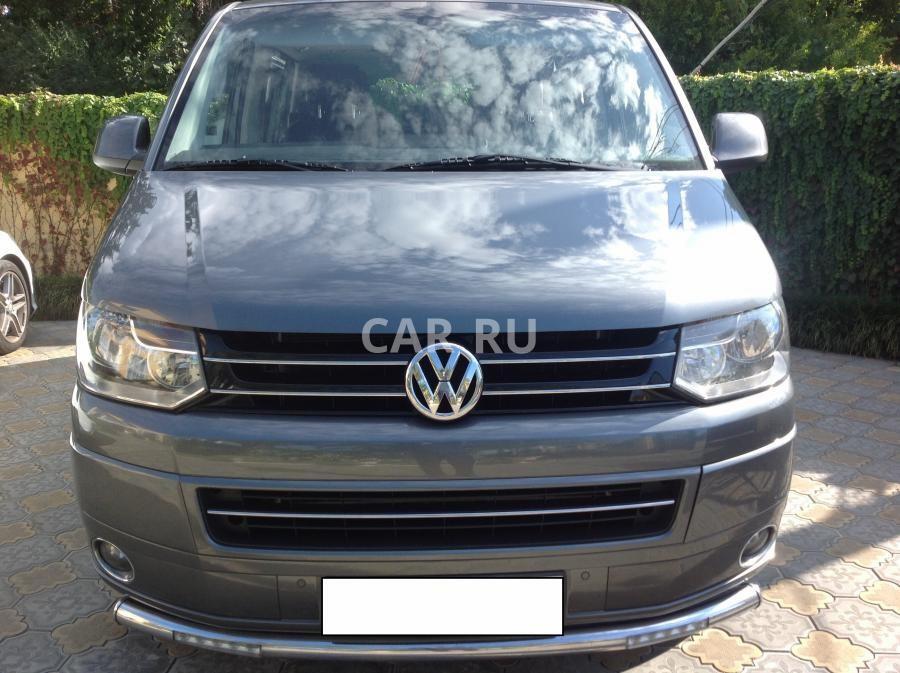 Volkswagen Multivan, Сочи