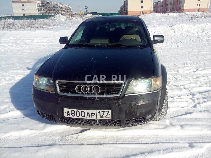 Audi Allroad, Тула