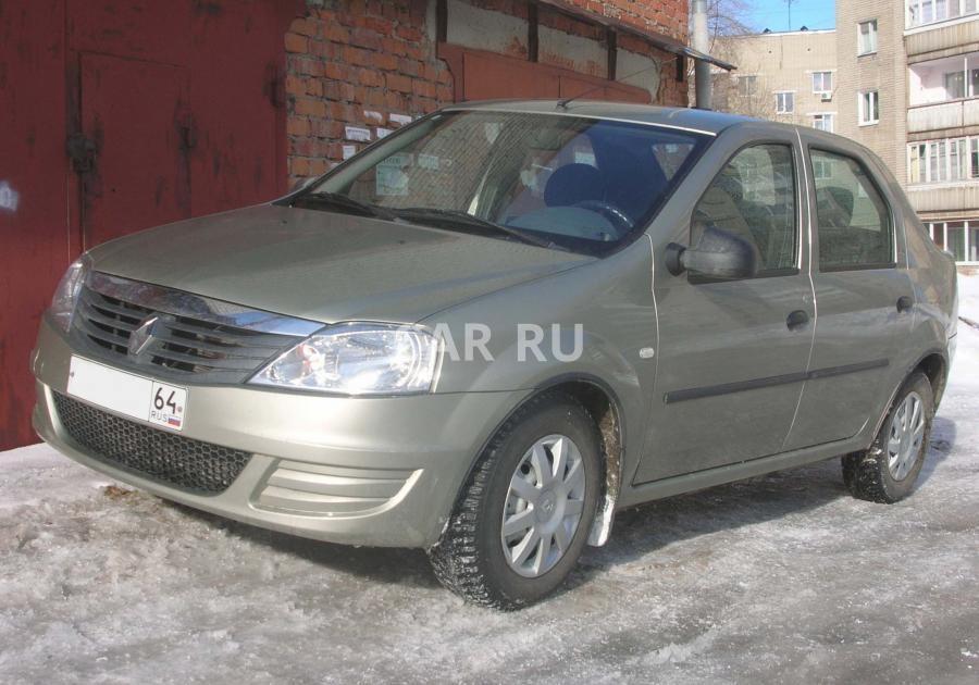 Renault Logan, Саратов