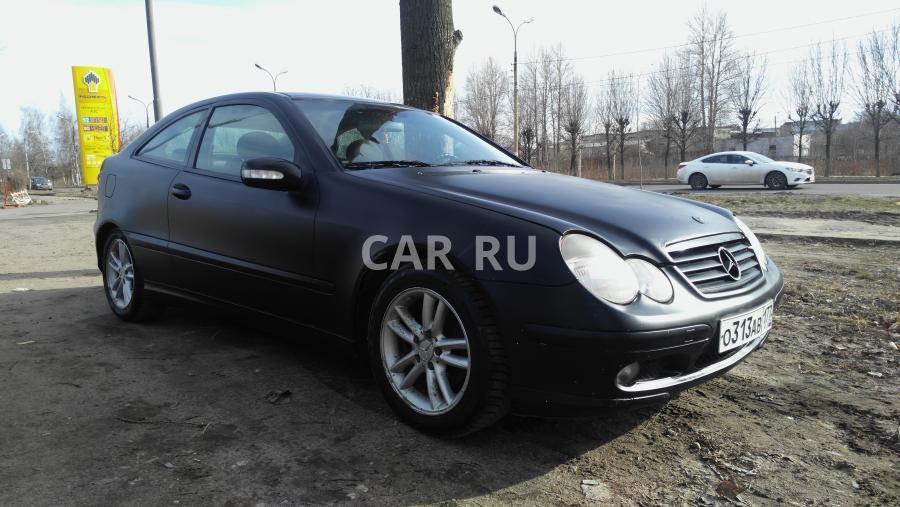 Mercedes C-Class, Тверь