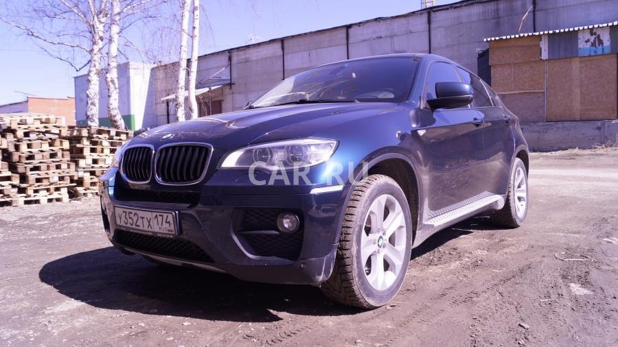 BMW X6, Челябинск