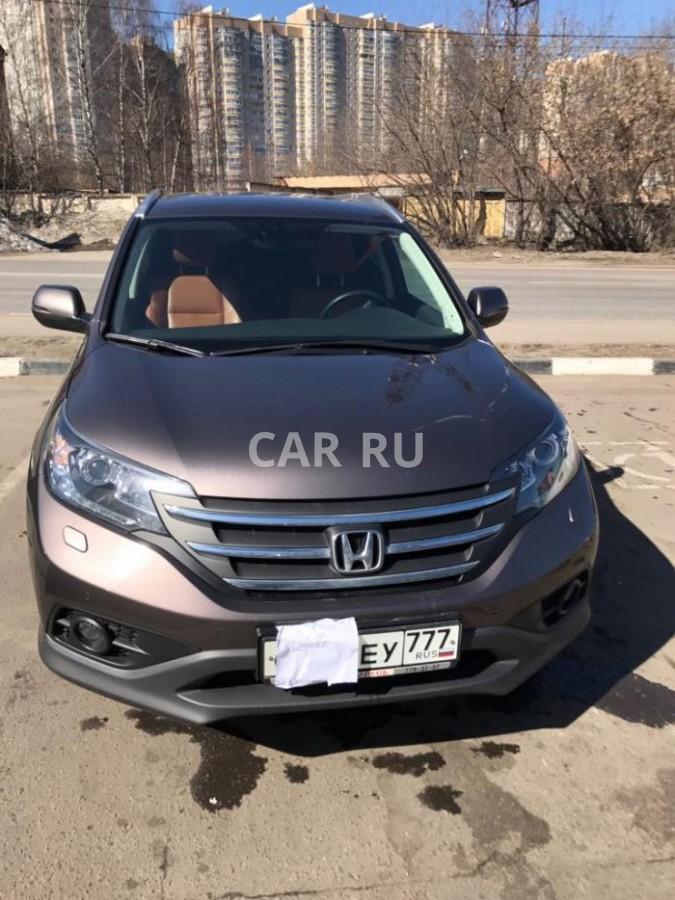 Honda CR-V, Москва