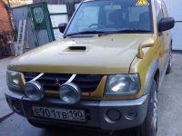 Mitsubishi Pajero Mini, 1998г.