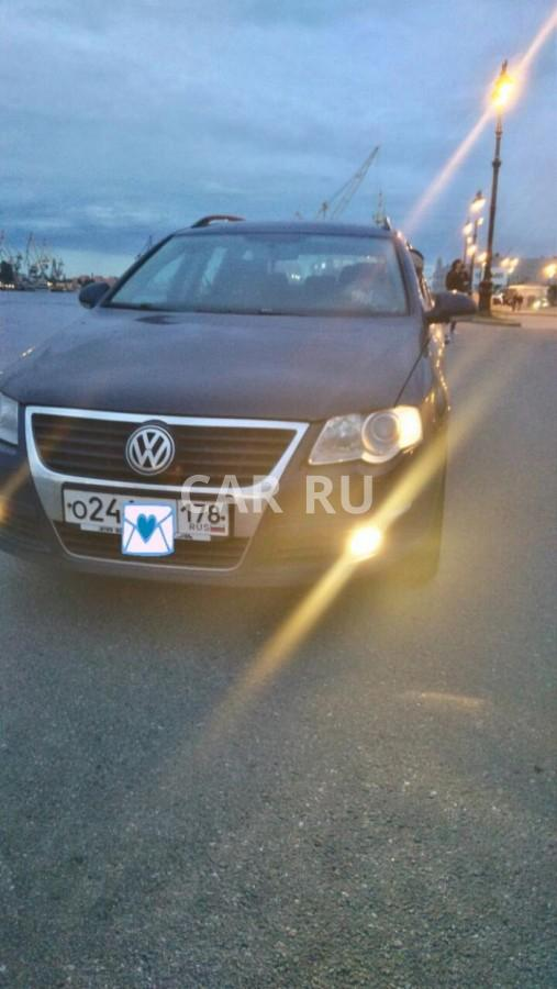 Volkswagen Passat, Санкт-Петербург