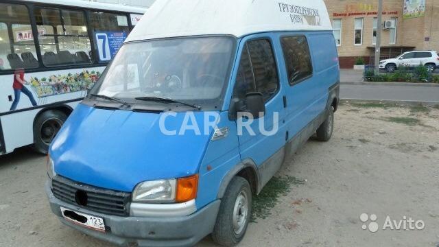 Ford Transit, Феодосия