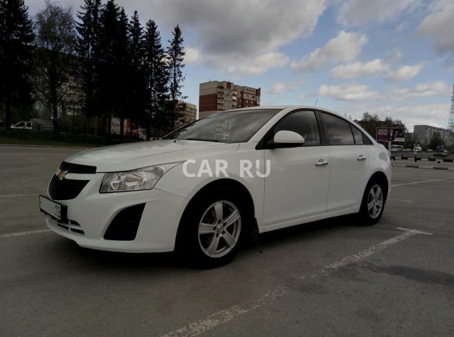 Chevrolet Cruze, Сыктывкар