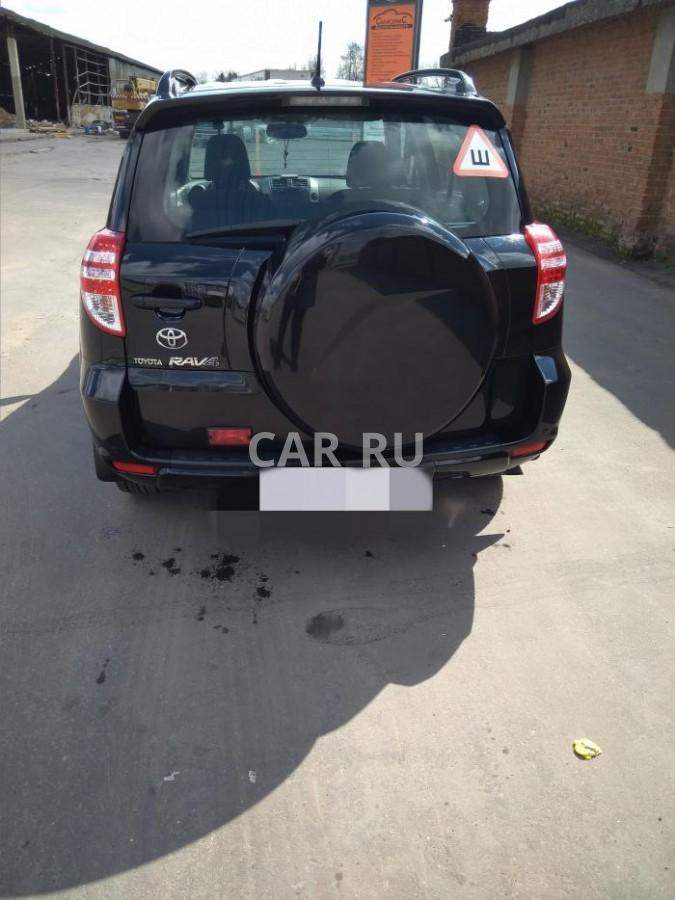 Toyota RAV4, Москва