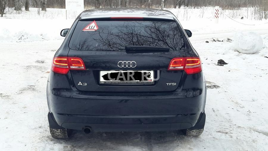 Audi A3, Нижний Новгород