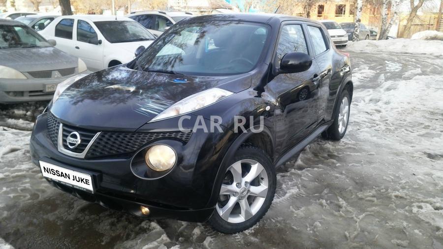 Nissan Juke, Уфа