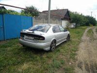 Subaru Legacy B4, 2002 г. в городе Москва