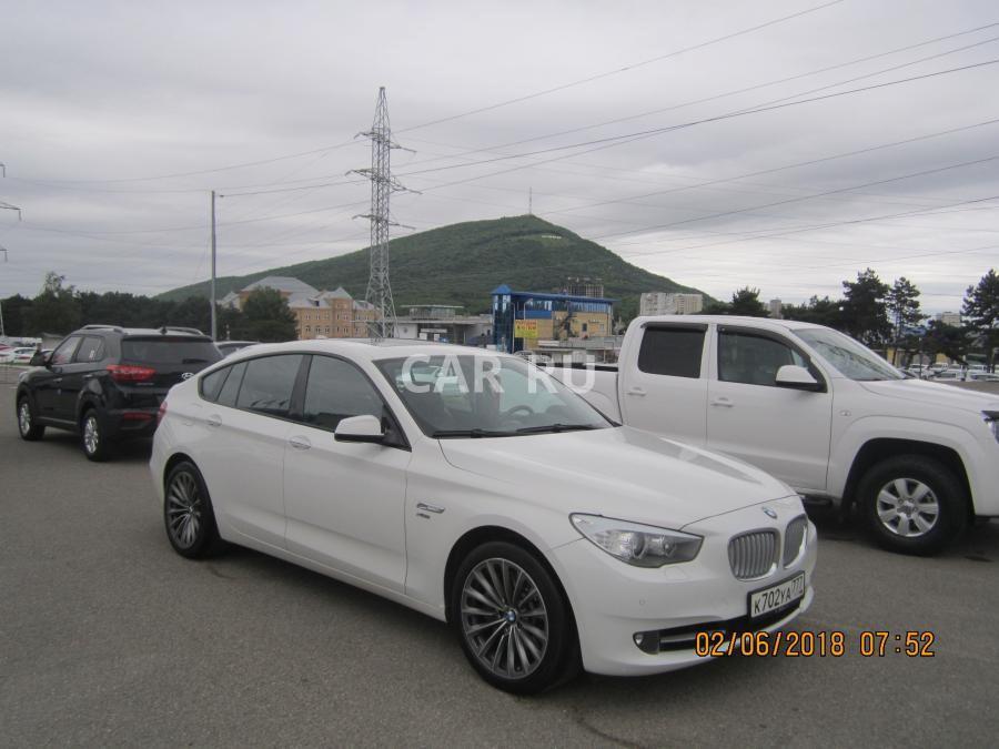 BMW 5-series, Краснодар