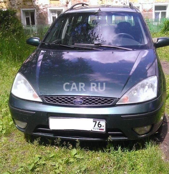 Ford Focus, Переславль-Залесский