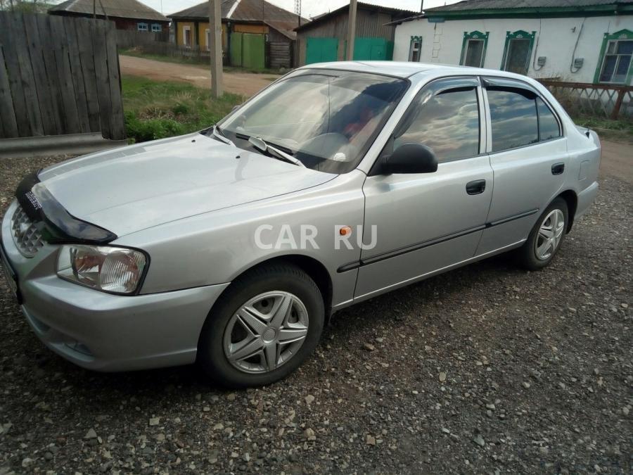 Hyundai Accent, Каменск-Уральский