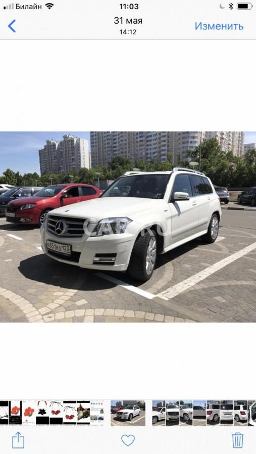 Mercedes GLK-Class, Краснодар