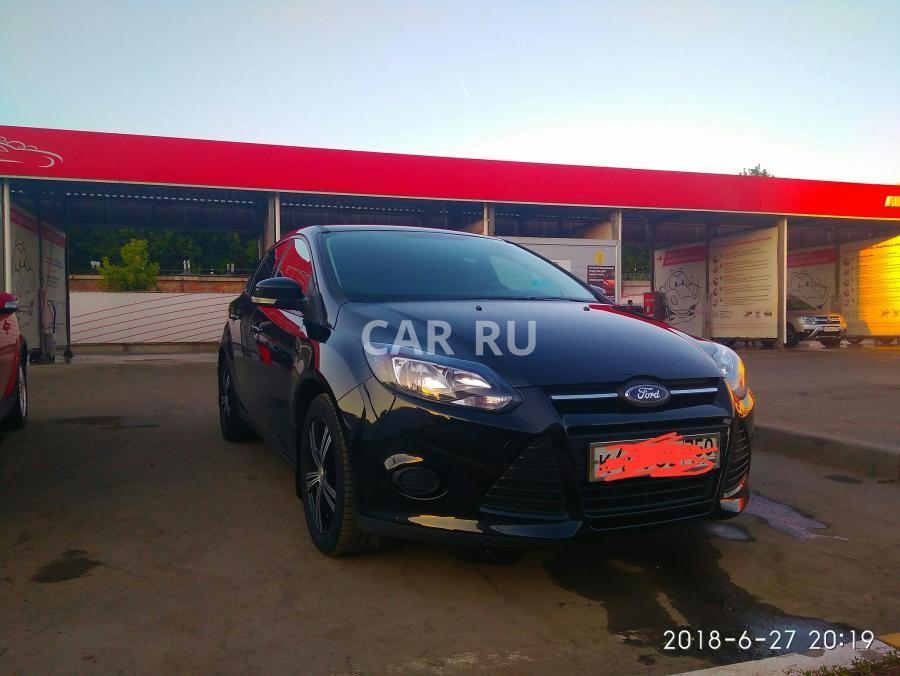 Ford Focus 3, Ильинский