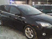 Ford Focus 3, 2014г.
