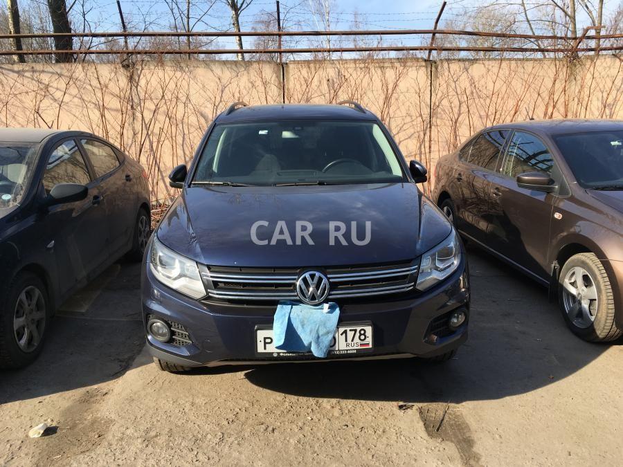 Volkswagen Tiguan, Санкт-Петербург