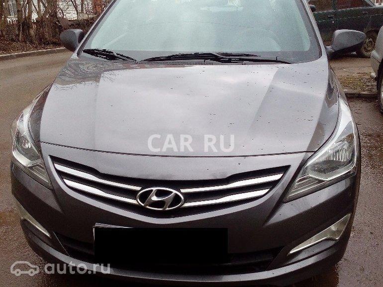 Hyundai Solaris, Владикавказ