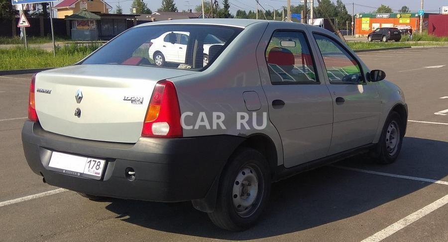 Renault Logan, Санкт-Петербург
