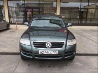 Volkswagen Touareg, 2003г.