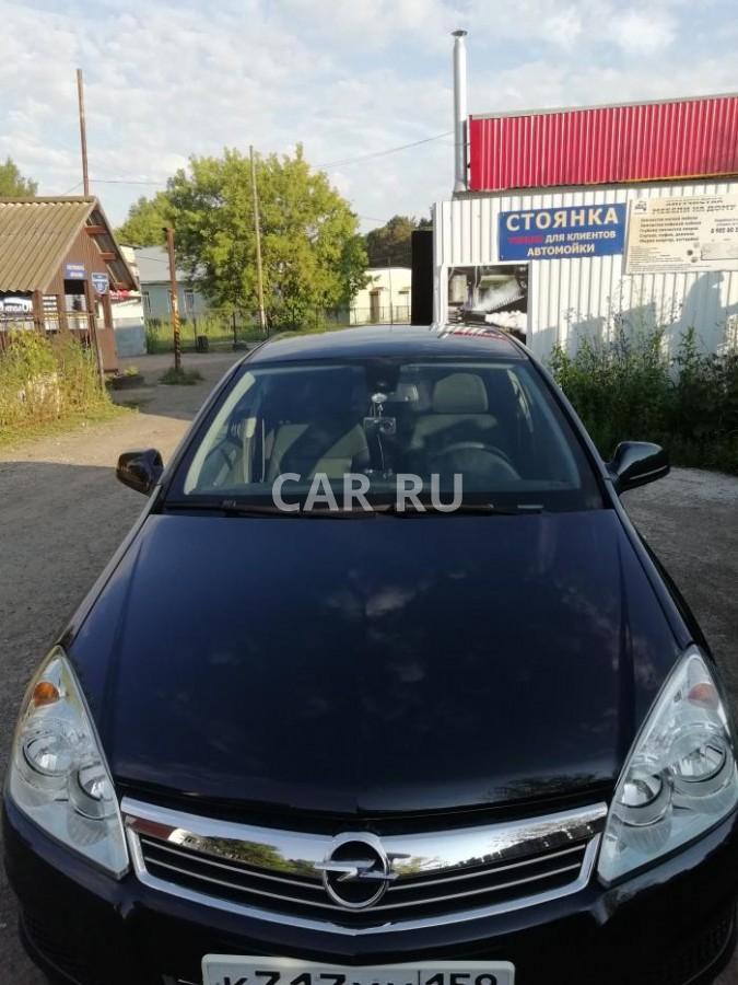 Opel Astra, Пермь