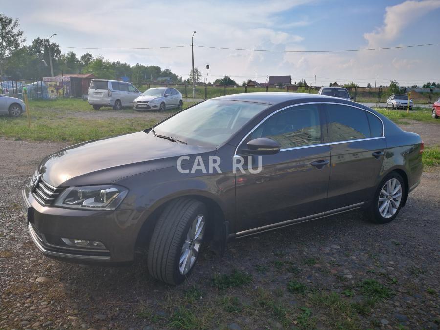 Volkswagen Passat, Красноярск