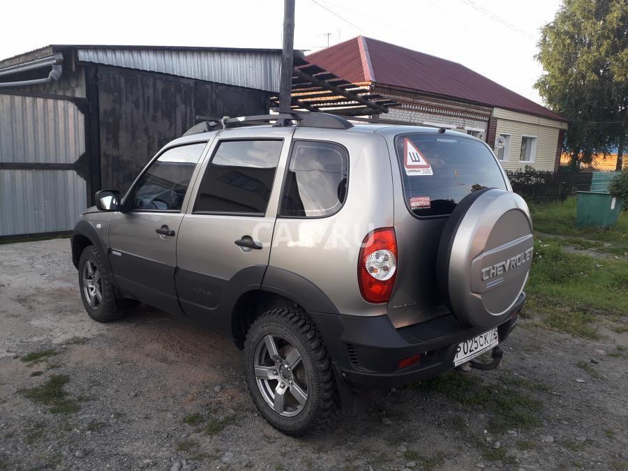 Chevrolet Niva, Вагай