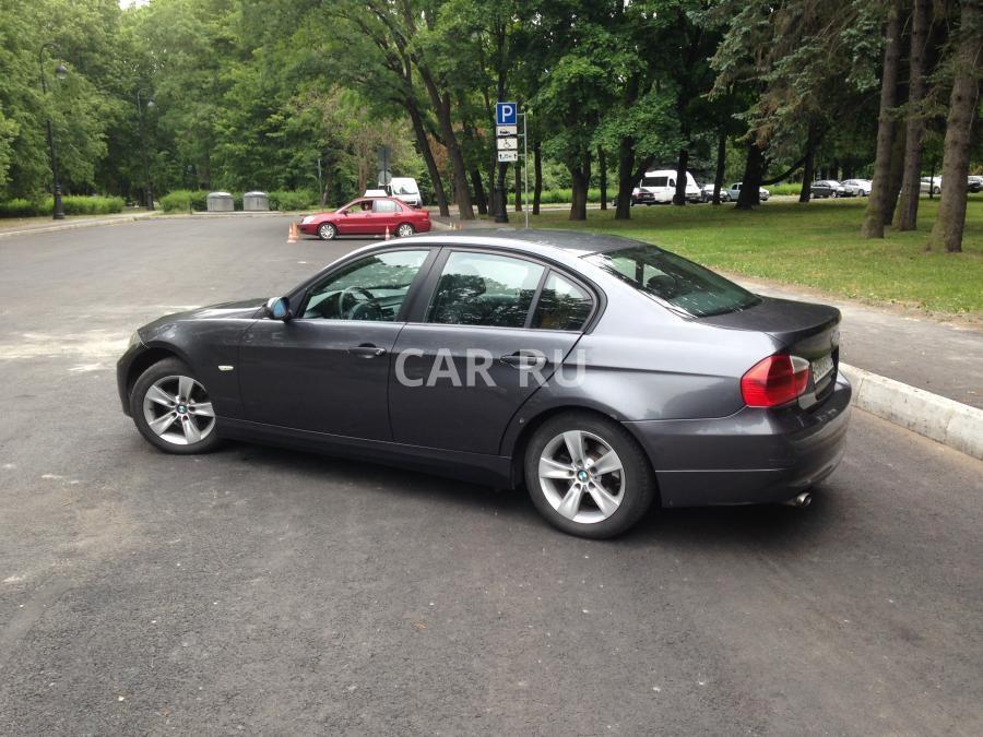 BMW 3-series, Санкт-Петербург