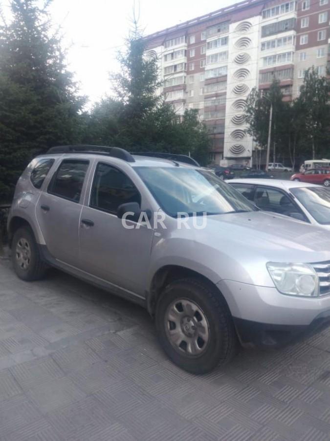 Renault Duster, Томск