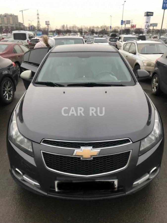 Chevrolet Cruze, Москва