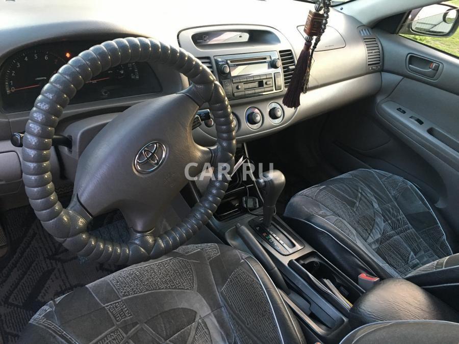 Toyota Camry, Томск