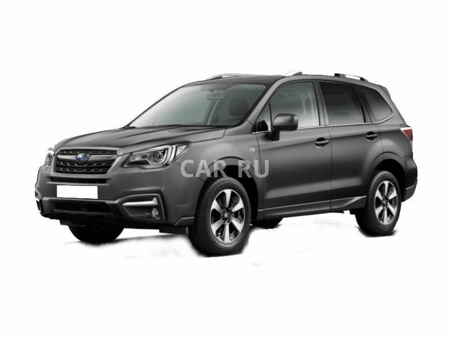 Subaru Forester, Екатеринбург