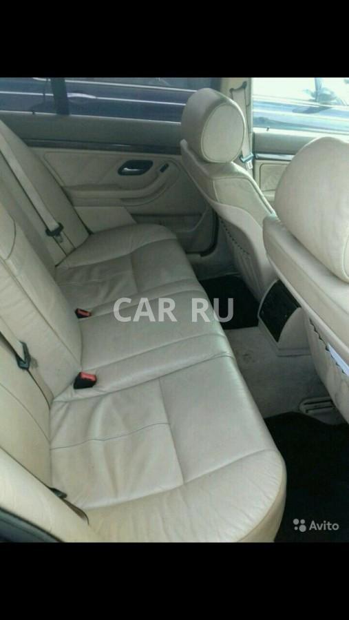 BMW 5-series, Нововоронеж