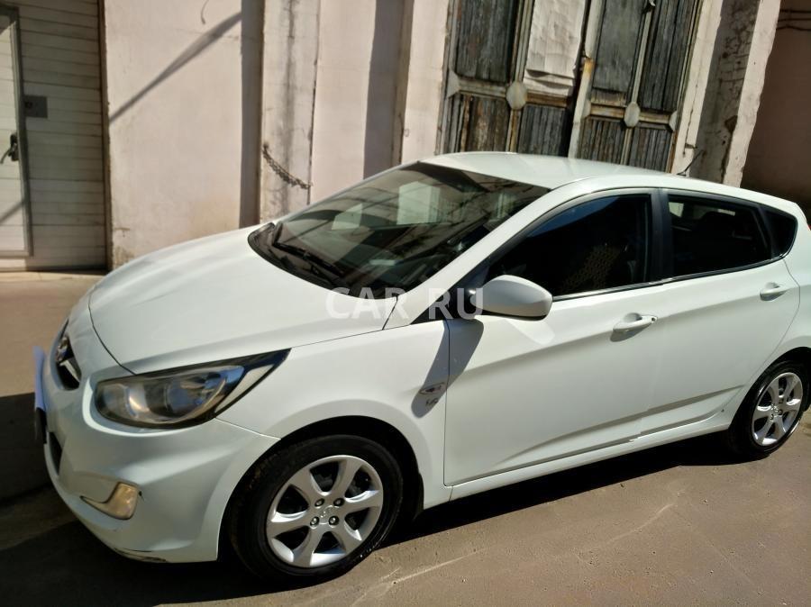 Hyundai Solaris, Реутов
