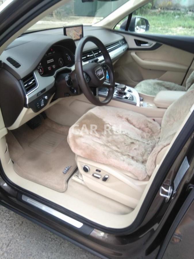 Audi Q7, Ростов-на-Дону