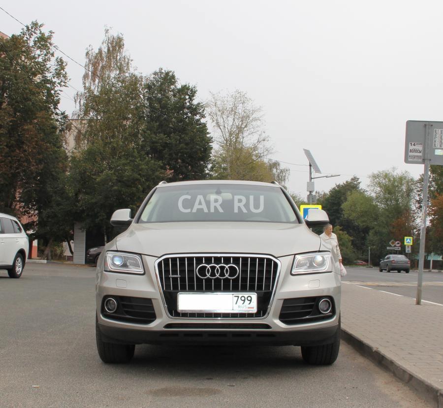 Audi Q5, Москва