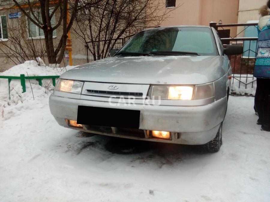 Лада 2112, Нижний Новгород