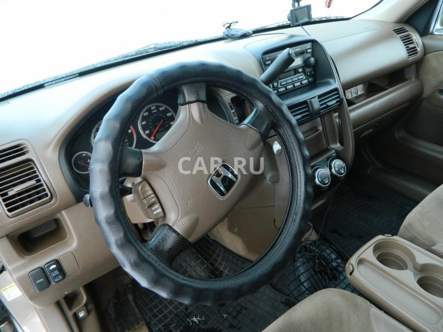 Honda CR-V, Новозыбков