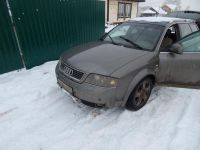 Audi Allroad, 2001г.